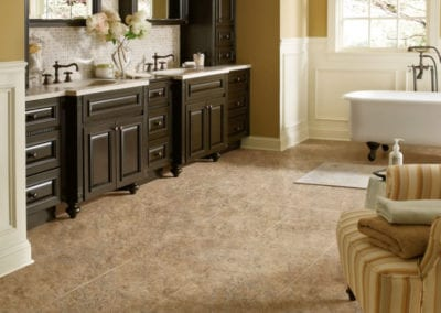 Armstrong Alterna Dellaporte Engineered Tile - Taupe