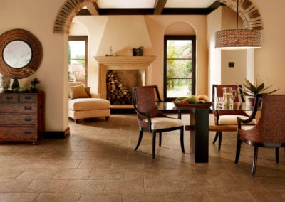 Armstrong Alterna Durango Engineered Tile - Clay