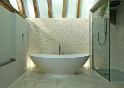 CHANTRY FARM BARN, HUDSON ARCHITECTS,  BATHROOM