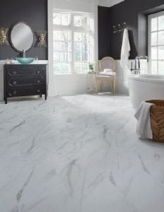 Mannington - Legacy_White_W_Grey